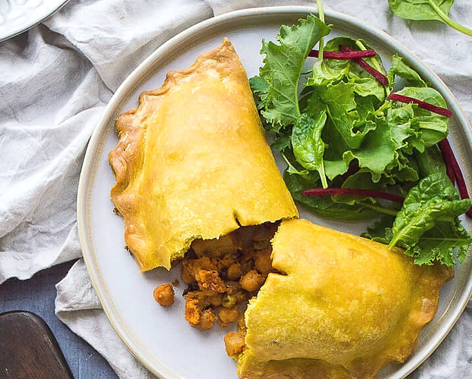 Indian-Style Pasty Recipes to Make at Home - vegan