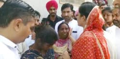 Indian Wife beaten by In-Laws for Not doing 'Wrong Things'