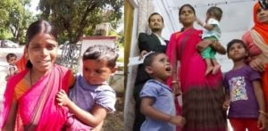 Indian Wife evicted by Husband for Having Five Daughters f