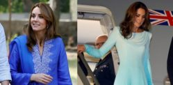 Kate Middleton stuns in Ethnic Outfits for Pakistan Visit