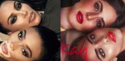 Katrina Kaif's Beauty Advert copied Kim Kardashian?