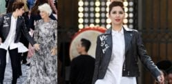 Mahira Khan lights up Paris Fashion Week with Helen Mirren