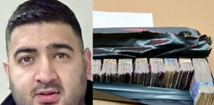 Money Launderer jailed after £850,000 found in his Van f