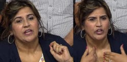 Mother says 'son called a P**i' on BBC Question Time
