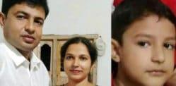 Murder of Teacher, Pregnant Wife & Son shocks West Bengal