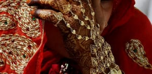 Newly Married Indian Woman molested and Man Arrested f