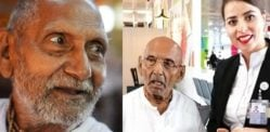 'Oldest' Indian Man shocks Airport Staff with Passport Age