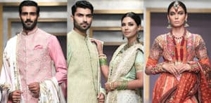 Pakistan Fashion Week shines with Catwalk Stars f