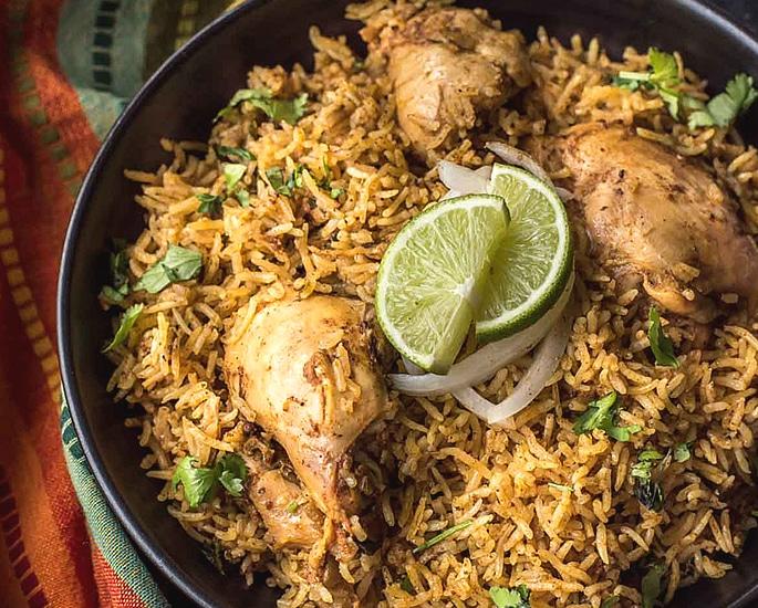 પરંપરાગત સ્વાદ માટે પાકિસ્તાની બિરયાની રેસિપિ - ચિકન