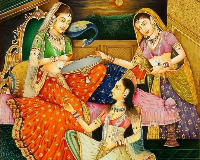 Rajput-Painting-Rajasthan-Craft-IA-5