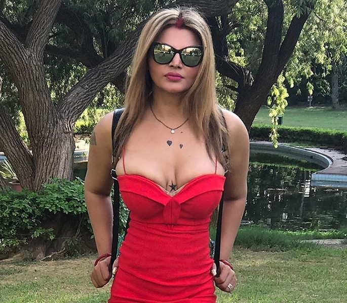Rakhi Sawant's Husband Ritesh says He definitely 'Exists' - Rakhi