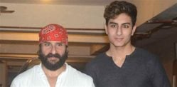 Saif wants Ibrahim to have 'his own career' in Bollywood