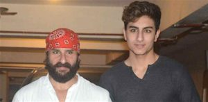 Saif wants Ibrahim to have 'his own career' in Bollywood f