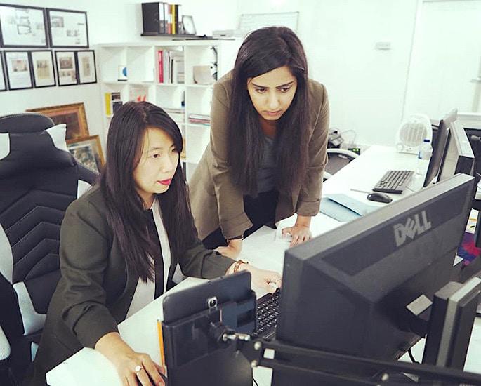 Saira Hussain the Amazing Architect & Entrepreneur - IA 4