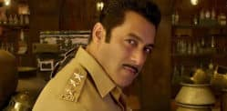 Salman Khan is back as Cop 'Chulbul Pandey' in Dabangg 3