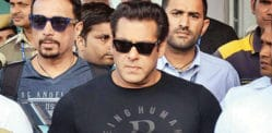 Salman Khan's bungalow Caretaker arrested for Robbery Case