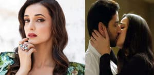 Sanaya Irani defends Her on-screen Kissing in 'Ghost' f
