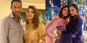 Sania Mirza's sister to Marry Mohd Azharuddin's Son f