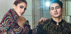 Sara Ali Khan and Ibrahim's Magazine Photoshoot goes Viral