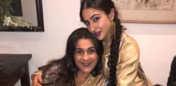 Sara Ali Khan has a 'Woman Crush' on her Mum Amrita Singh