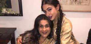 Sara Ali Khan has a 'Woman Crush' on her Mum Amrita Singh f