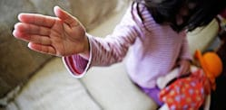 Scotland First Country in the UK to Ban Smacking Children