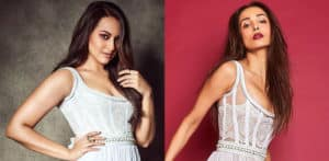 Sonakshi Sinha caught copying Malaika Arora's Dress f