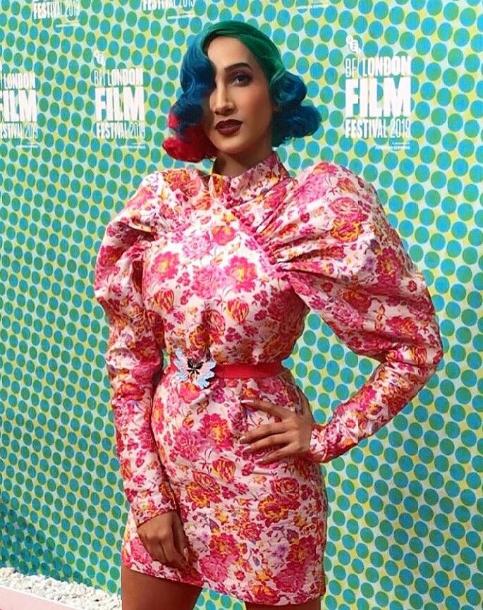 Sukki Singapora attends 'Peanut Butter Falcon' BFI Premiere - Sukki