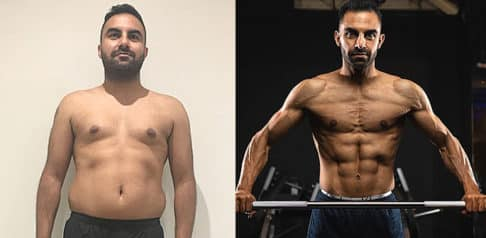 Suraj Sodha's Incredible Weight Loss & Transformation f