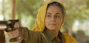 तापसी का कहना है कि 'सांड की आंख' को दिवाली पर रिलीज करने के लिए 'साहसिक कदम'