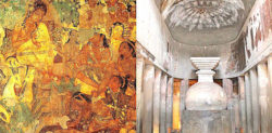 The Artistic Importance of Ajanta Caves in India