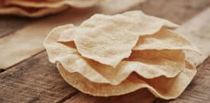The Origins and History of the Popular Poppadom f