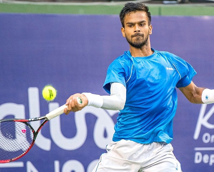 The Rise of Indian Tennis Player Sumit Nagal - IA 1