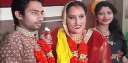 US Woman marries Man in India after Facebook Love
