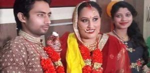 US Woman marries Man in India after Facebook Love f
