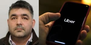 Uber Driver convicted of Sexually Assaulting Unwell Passenger f