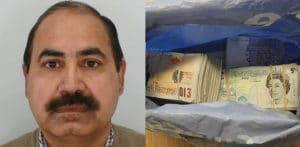 Unemployed Money Launderer ran £3.5m Operation from UK f