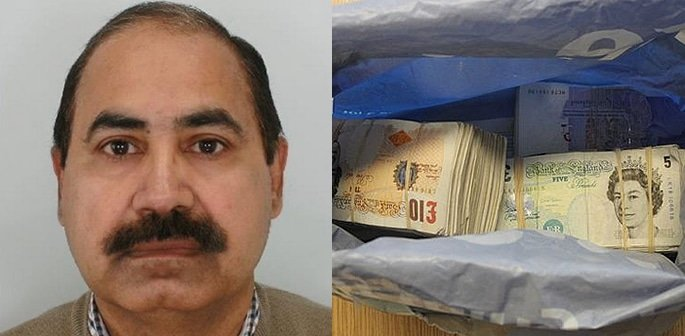Unemployed Money Launderer ran £3.5m Operation from UK f