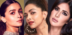 10 Makeup Looks of Bollywood Actresses