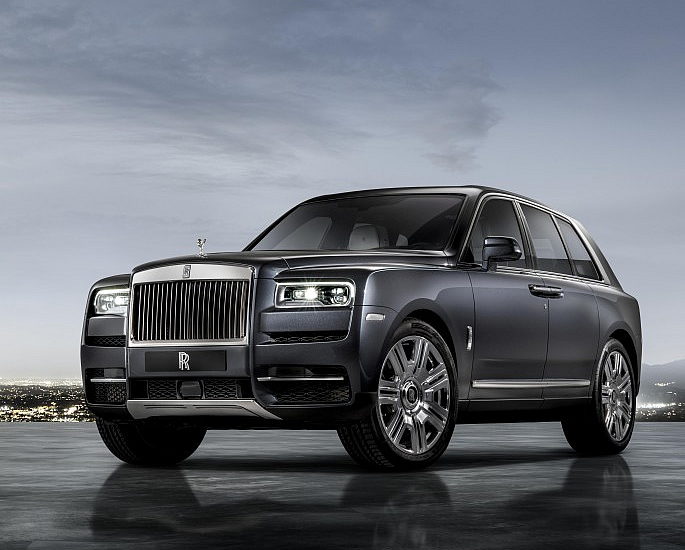 10 Most Expensive Cars to Buy in India of 2019 - cullinan