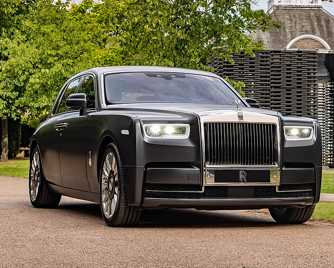 10 Most Expensive Cars to Buy in India of 2019 - phantom