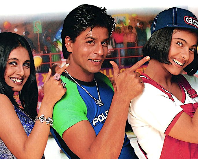 15 Top Bollywood College Romance Movies - Kuch Kuch Hota Hai