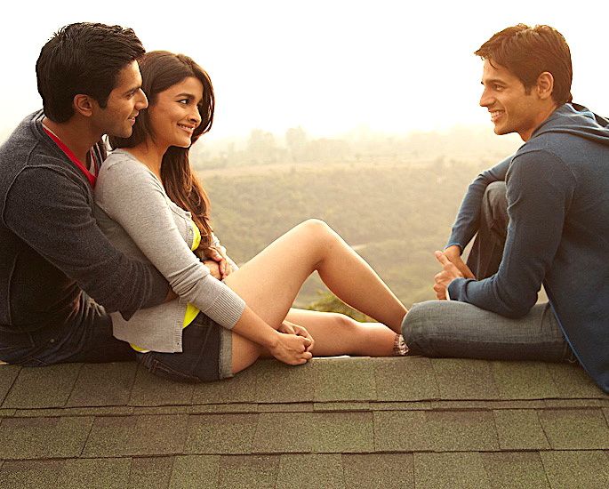 15 Top Bollywood College Romance Movies - Student of the Year