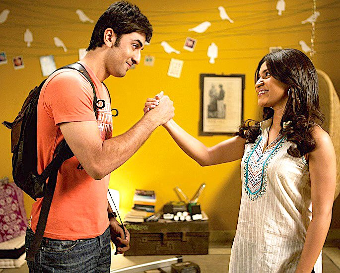 15 Top Bollywood College Romance Movies - Wake Up Sid