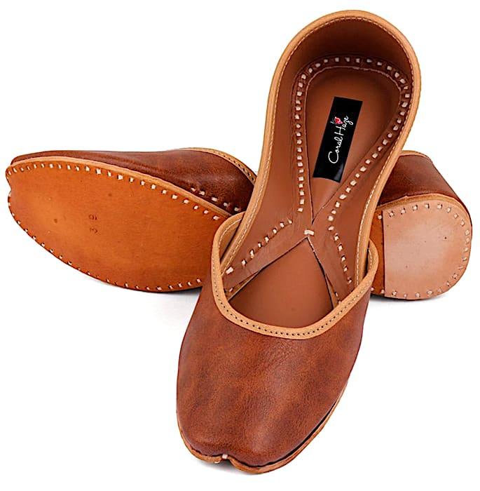 7 Shoe Styles to wear with Women's Salwar Kameez - KJ 2