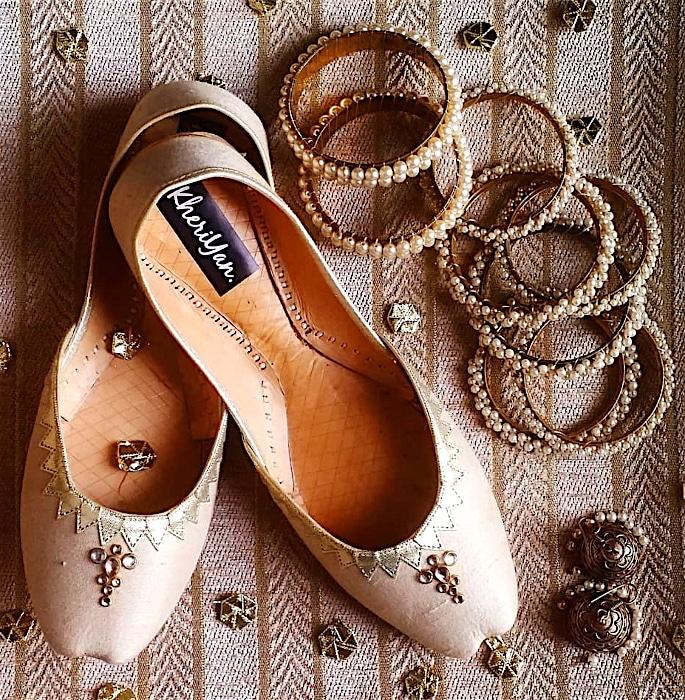 7 Shoe Styles to wear with Women's Salwar Kameez - KJ