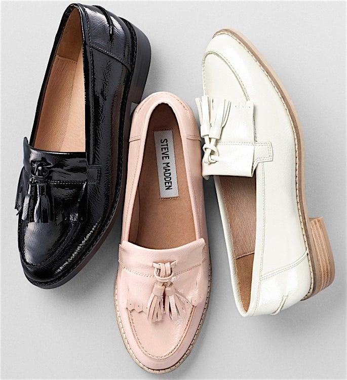 7 Shoe Styles to wear with Women's Salwar Kameez - loafers