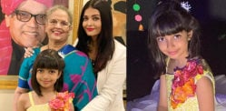 Aishwarya Rai trolled for putting Makeup on Aaradhya