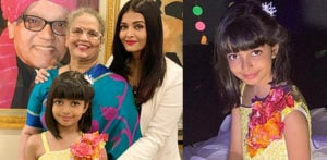 Aishwarya Rai trolled for putting Makeup onAaradhya f