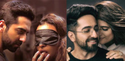 Ayushmann Khurrana's Love Scenes made Wife Insecure